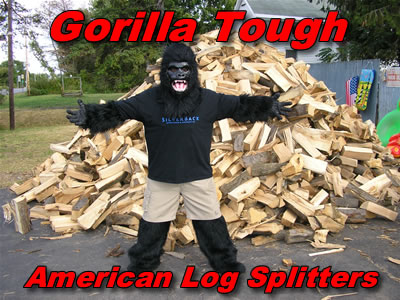 American-Log-Splitter