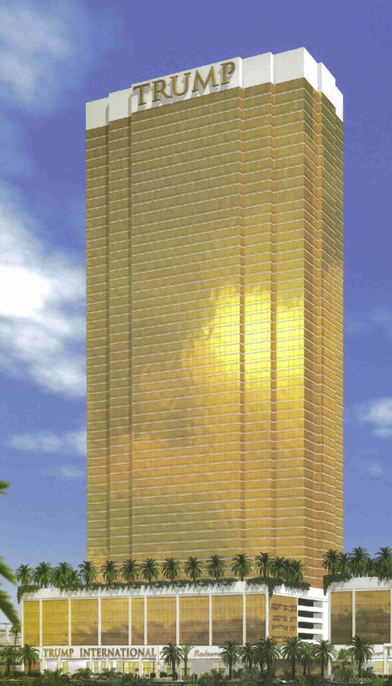 Trump-towers-las-vegas