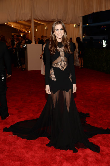 Allison-Williams-Met-Gala-2013-Pictures