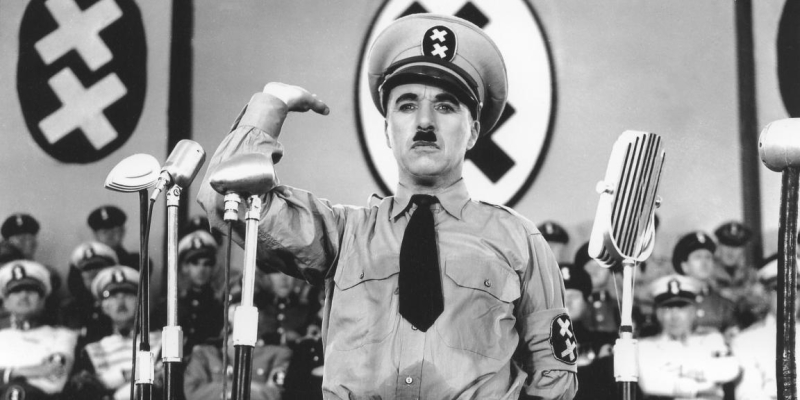 Great dictator; the (3) (Chaplin)